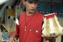 Wycieczka do wioski indiańskiej w Rudach 2009