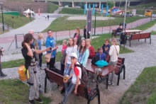 Wycieczka klubowa do Wodzisławia Śląskiego