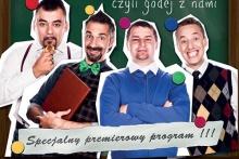 Kabaret Młodych Panów na 20-lecie Stowarzyszenia